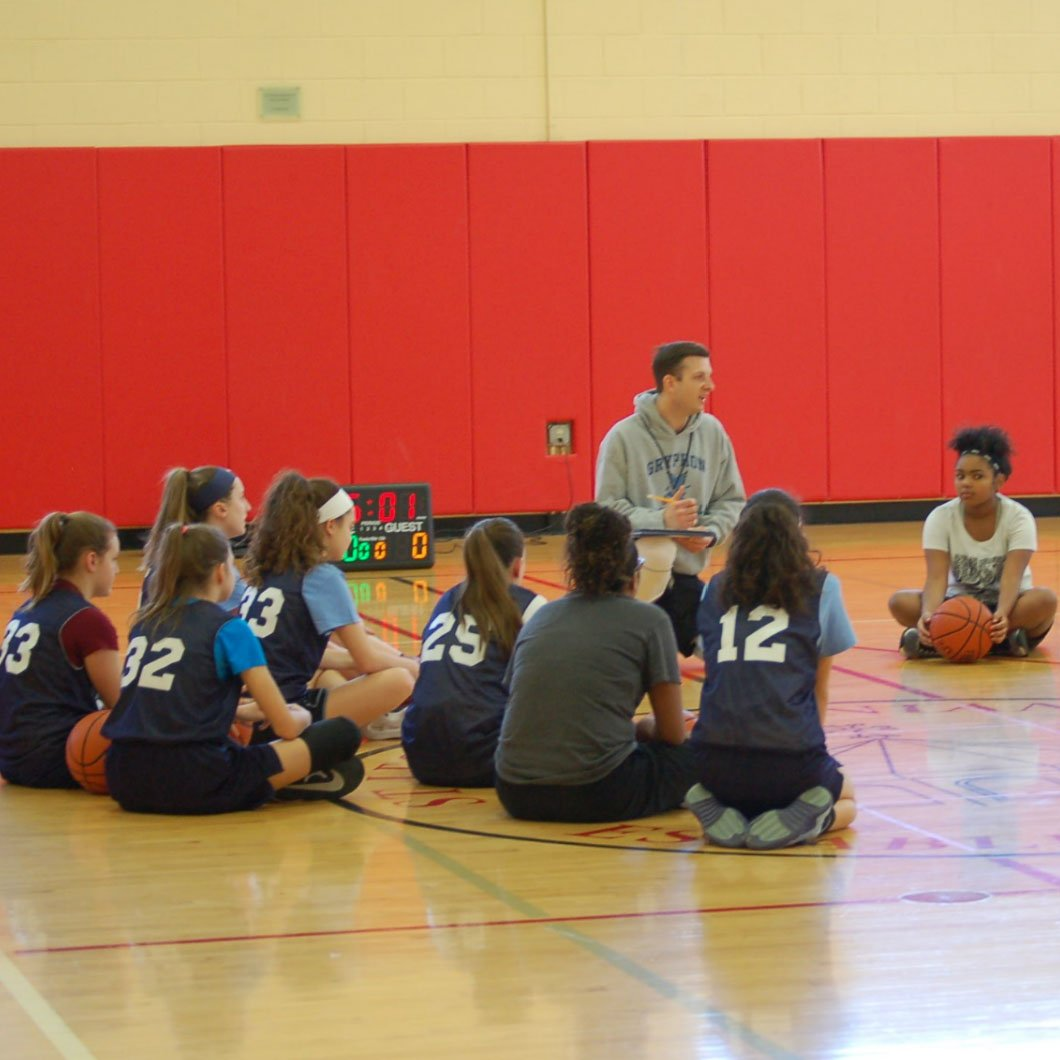 Gryphon Trainings and Classes, Basketball Training, Travel Basketball Team